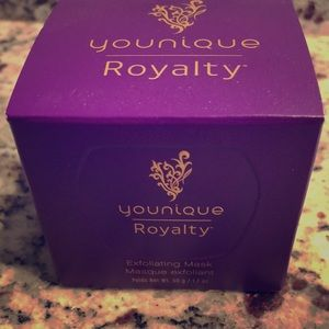 Younique Royal Exfoliating Mask (new in box)
